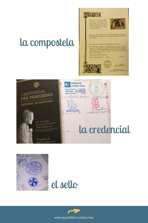 how to do the Camino