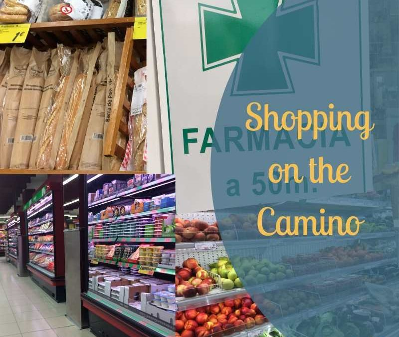 Shopping on the Camino