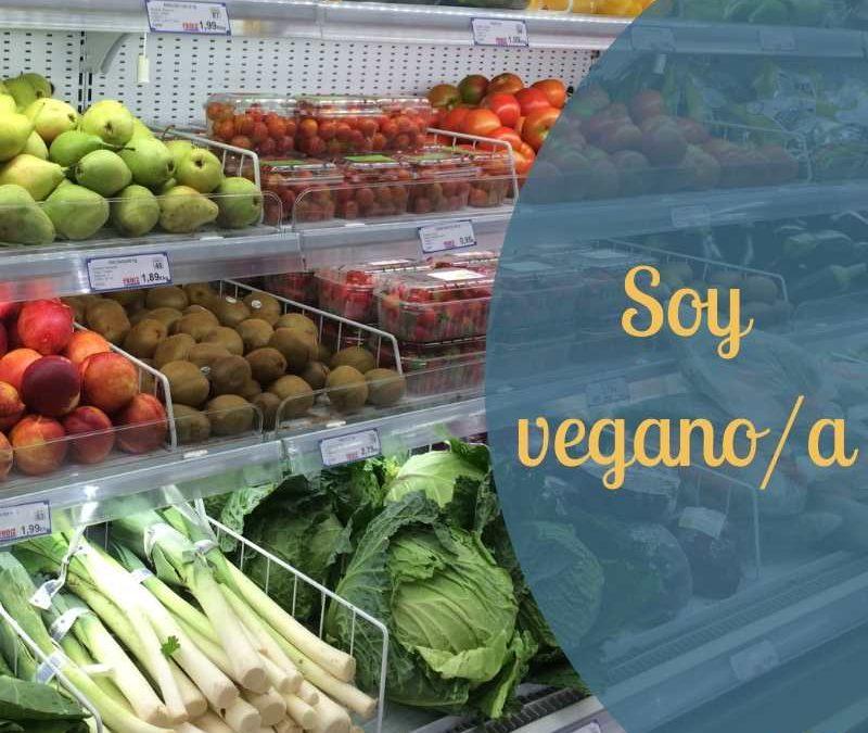 Soy vegano
