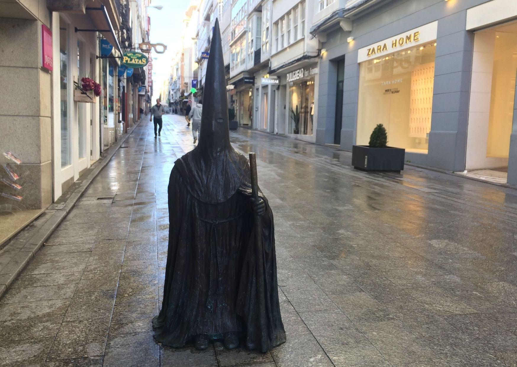 Semana Santa in Ferrol