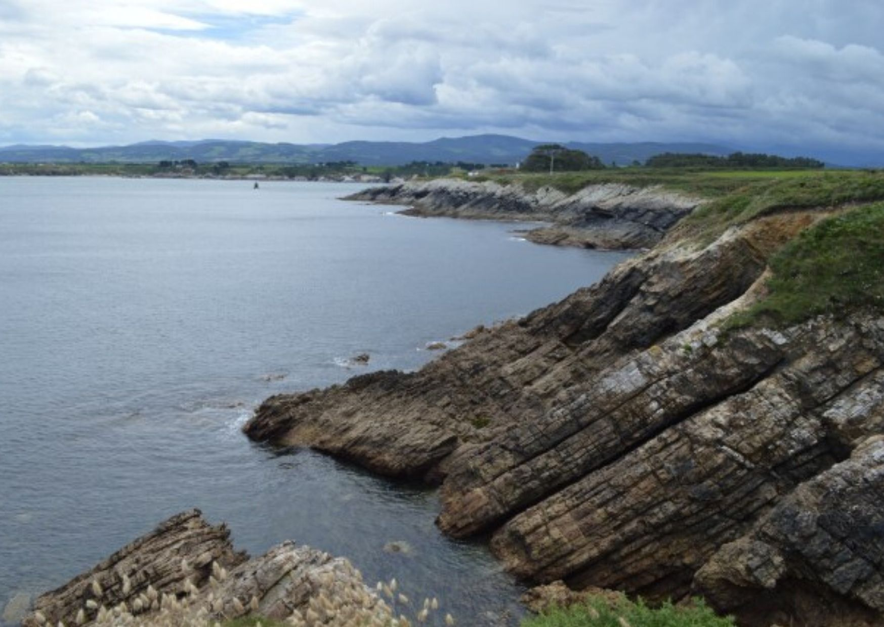 Camino del Norte Ribadeo coast