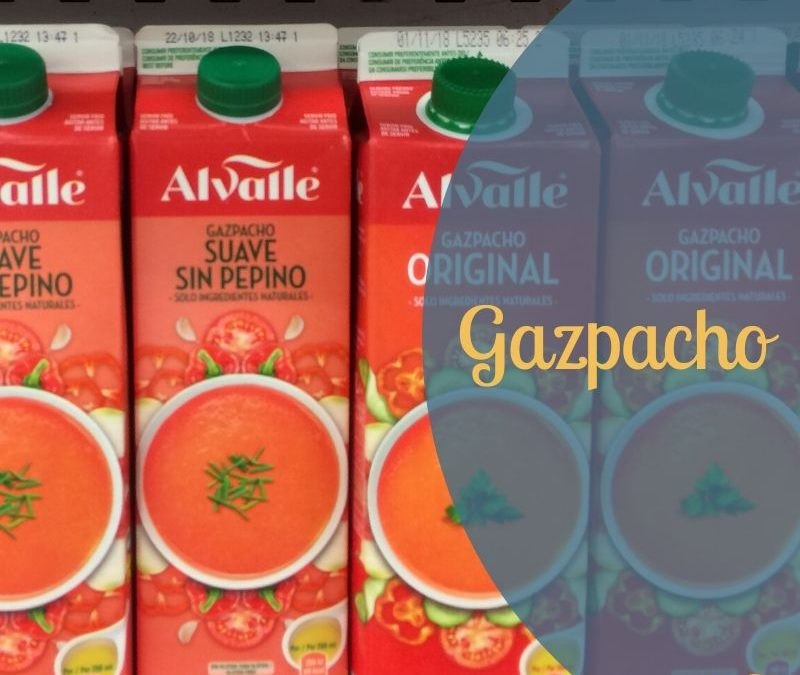 Gazpacho blog