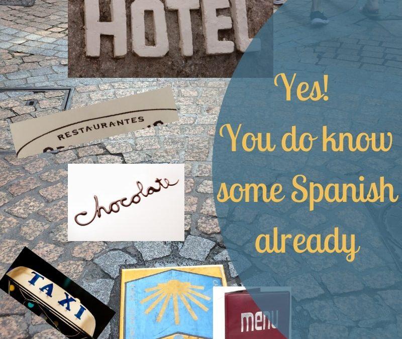 You know Spanish Camino