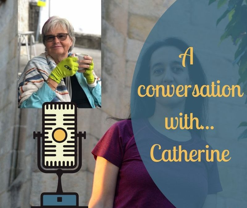Conversation with Catherine Spanish for Camino