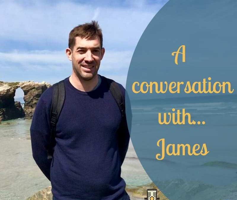 A conversation with James