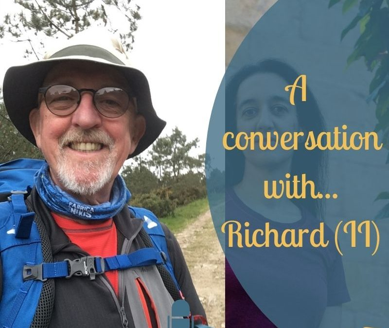 A conversation with Richard (II)