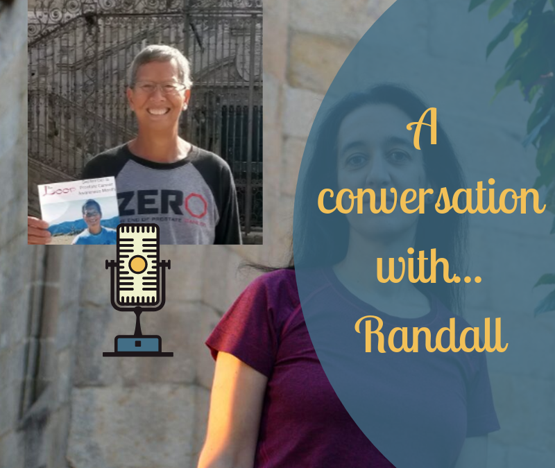 Conversation with Randall blog