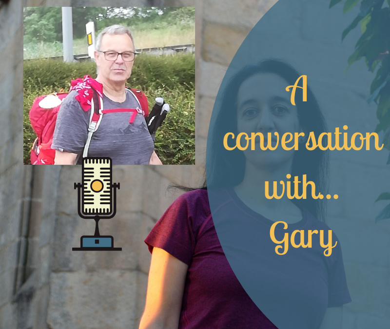 Conversation with Gary blog