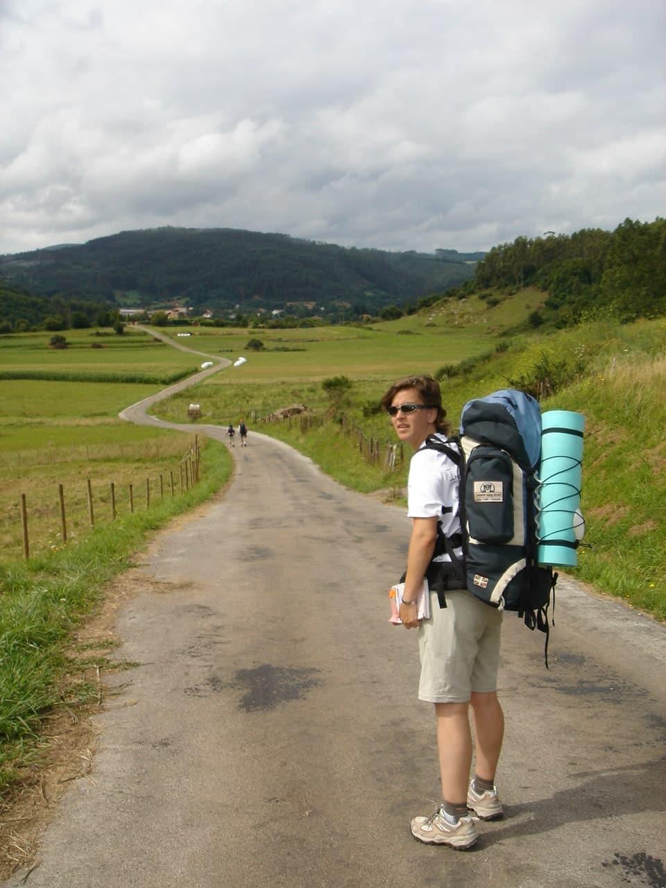 On the Camino del Norte