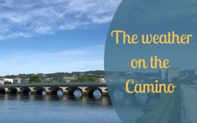 The weather on the Camino