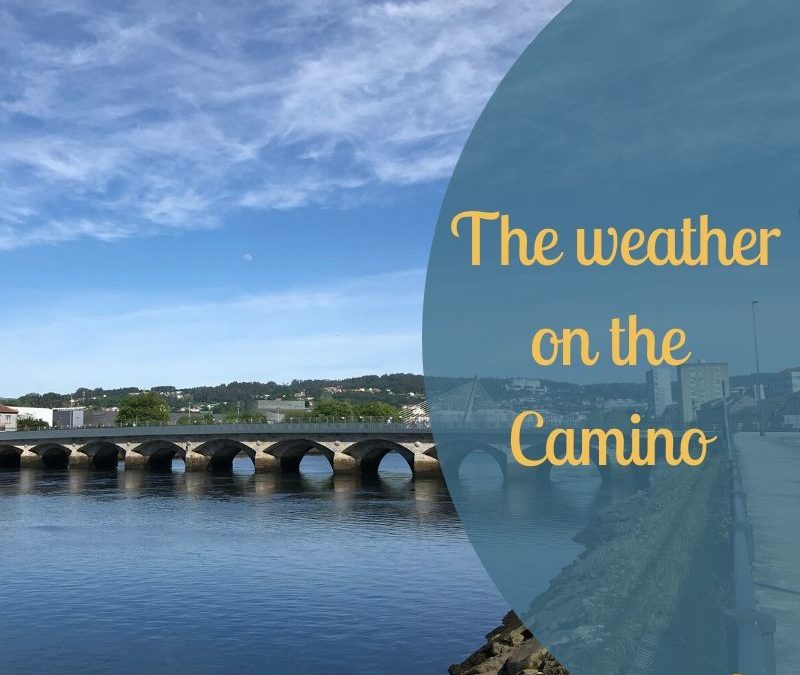Weather on the Camino