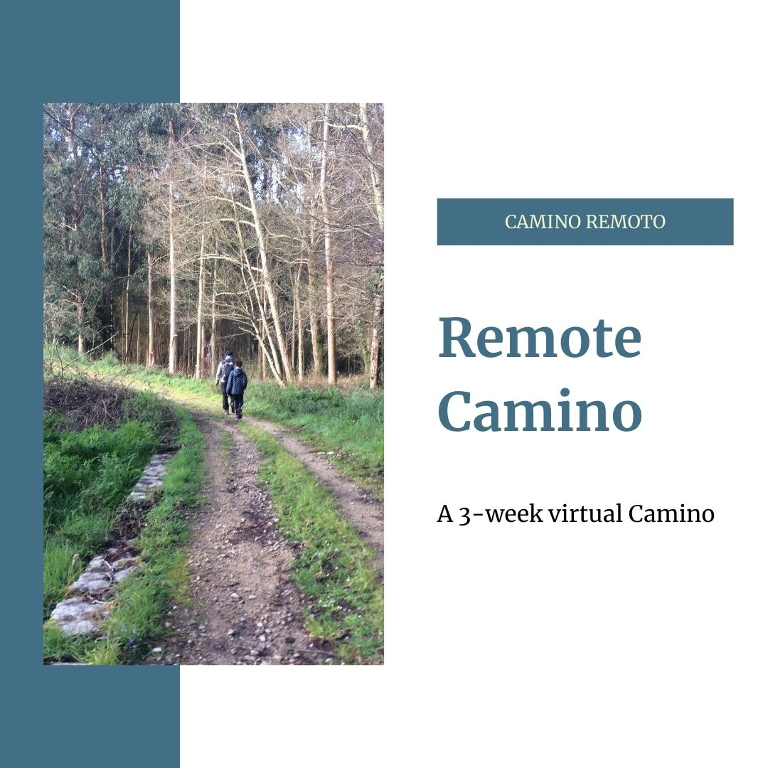 Remote Camino for beginners