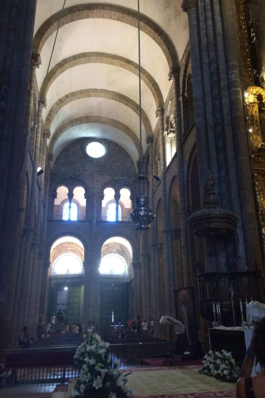 Botafumeiro Santiago de Compostela