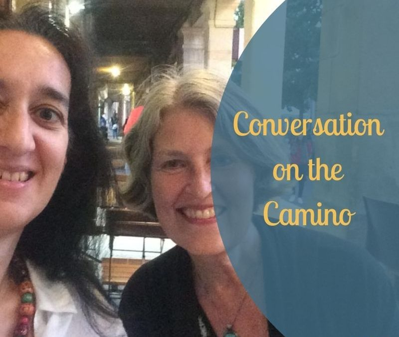 Conversation on the Camino
