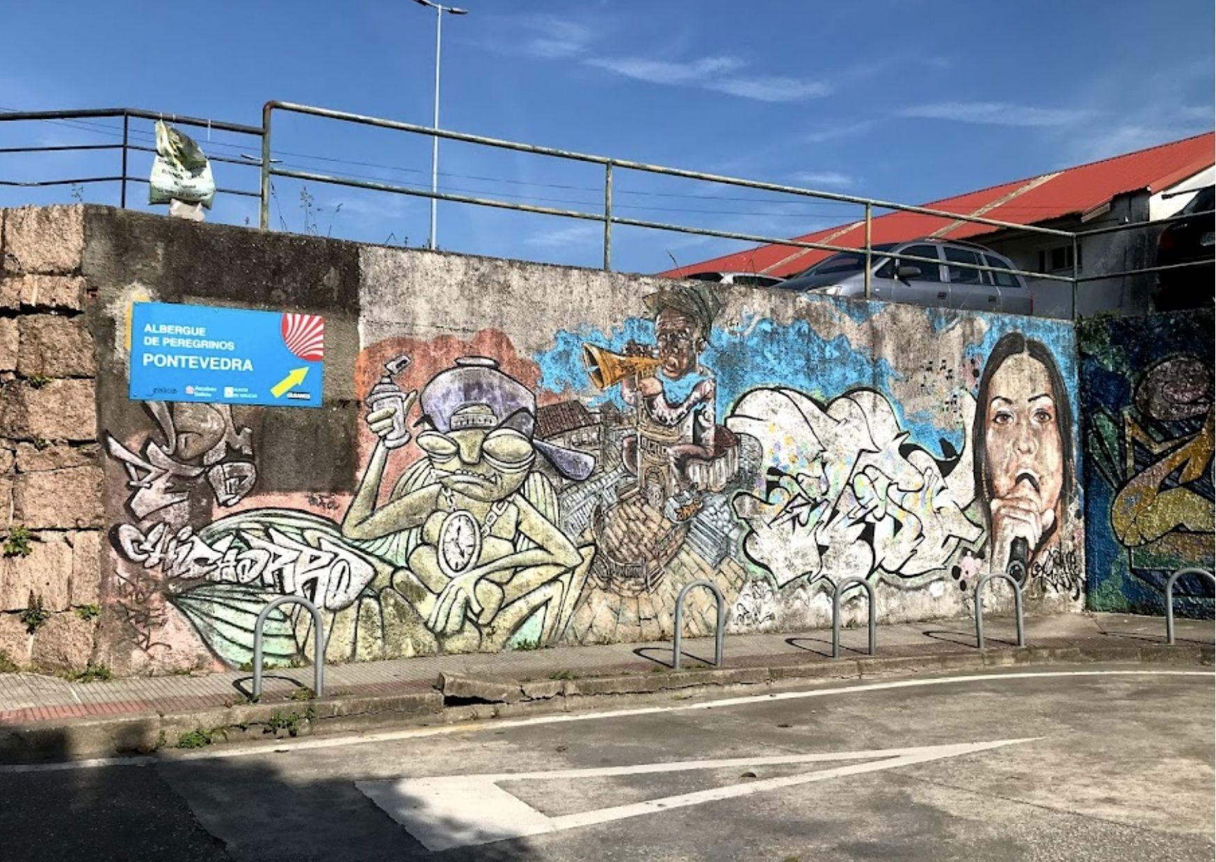 Albergue Pontevedra